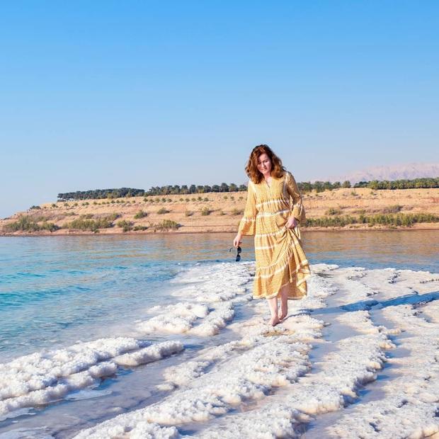 Hoá ra Biển Chết thực chất… không phải là biển, lại còn hút khách du lịch tìm đến check-in vì lý do độc nhất vô nhị này! - Ảnh 8.