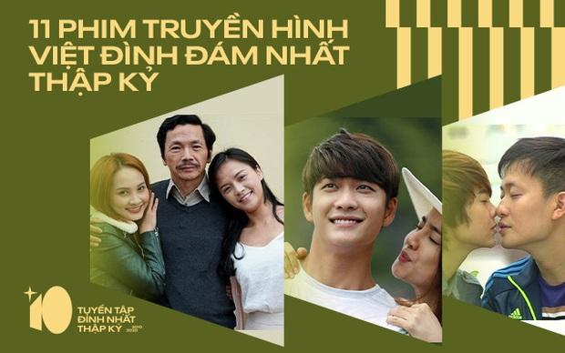 11 bộ phim truyền hình Việt Nam thập kỷ qua được yêu mến nhất hẳn là Về Nhà Đi Con? - Ảnh 1.