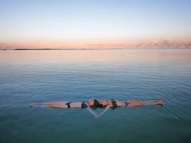 Hoá ra Biển Chết thực chất… không phải là biển, lại còn hút khách du lịch tìm đến check-in vì lý do độc nhất vô nhị này! - Ảnh 15.