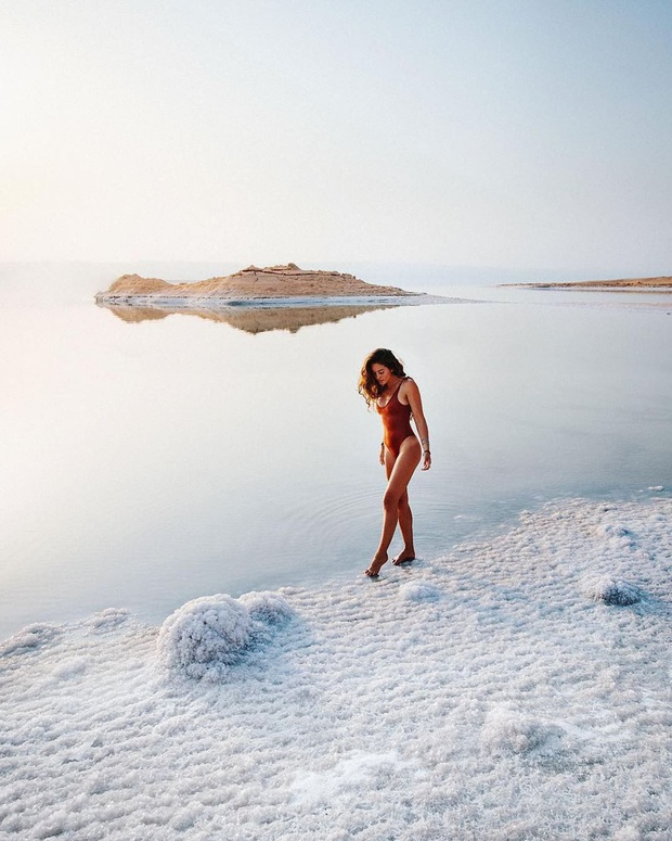 Hoá ra Biển Chết thực chất… không phải là biển, lại còn hút khách du lịch tìm đến check-in vì lý do độc nhất vô nhị này! - Ảnh 3.