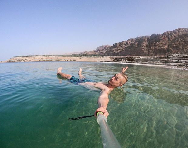 Hoá ra Biển Chết thực chất… không phải là biển, lại còn hút khách du lịch tìm đến check-in vì lý do độc nhất vô nhị này! - Ảnh 20.
