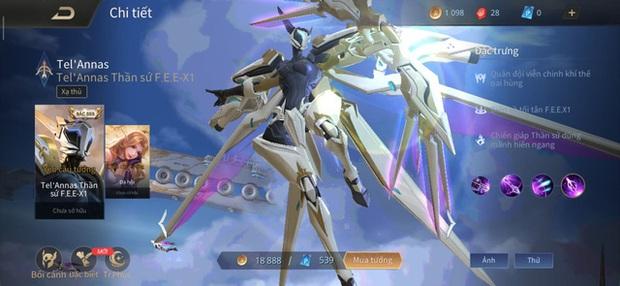 Liên Quân Mobile: Garena tung Event câu tương tác, treo thưởng cả siêu phẩm TelAnnas Thần Sứ - Ảnh 3.