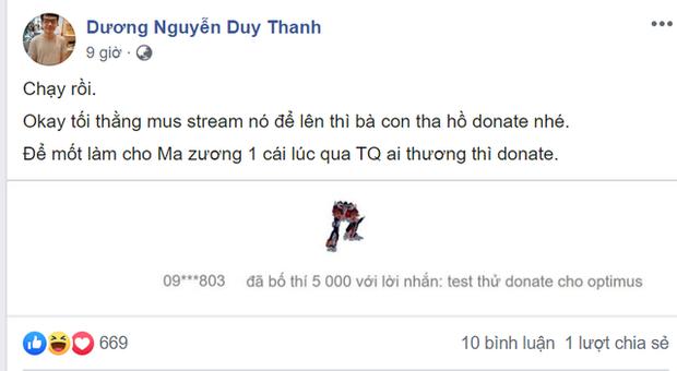 LMHT: Liên tục úp mở trên Facebook, Tinikun dường như đã chọn Optimus là người thừa kế - Ảnh 3.