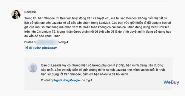 """Dùng thử """"trợ lý mua sắm"""" BeeCost: So sánh giá sản phẩm giữa các sàn TMĐT, tự tìm mã giảm giá - Ảnh 7."""
