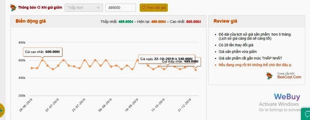 """Dùng thử """"trợ lý mua sắm"""" BeeCost: So sánh giá sản phẩm giữa các sàn TMĐT, tự tìm mã giảm giá - Ảnh 8."""