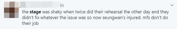 Rùng mình khi phát hiện Wendy (Red Velvet) có khả năng ngã từ độ cao khoảng 4 mét, cầu thang bỗng biến mất khi xảy ra tai nạn? - Ảnh 7.