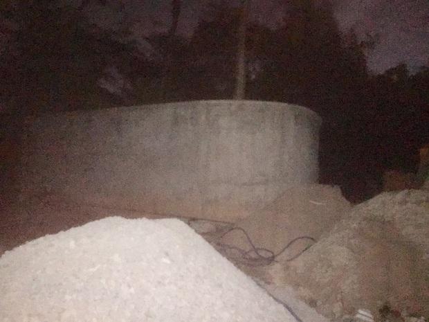 Phát hiện thi thể trong lu nước ở khu mộ cổ của người giàu nhất tỉnh Bình Dương - Ảnh 1.