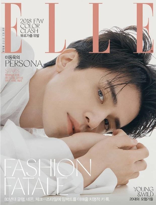 Hình ảnh nhan sắc Lee Dong Wook 18 tuổi và sau 2 thập kỷ gây bão mạng Việt hôm nay: Đúng là yêu tinh đời thực! - Ảnh 5.