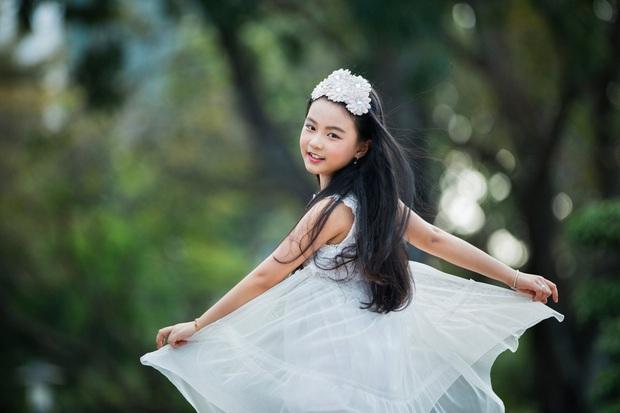 Hà Lan nhí Huyền Diệu: Nàng thơ 9 tuổi đa tài, có nhiều tố chất của hoa hậu nhí trong tương lai - Ảnh 4.