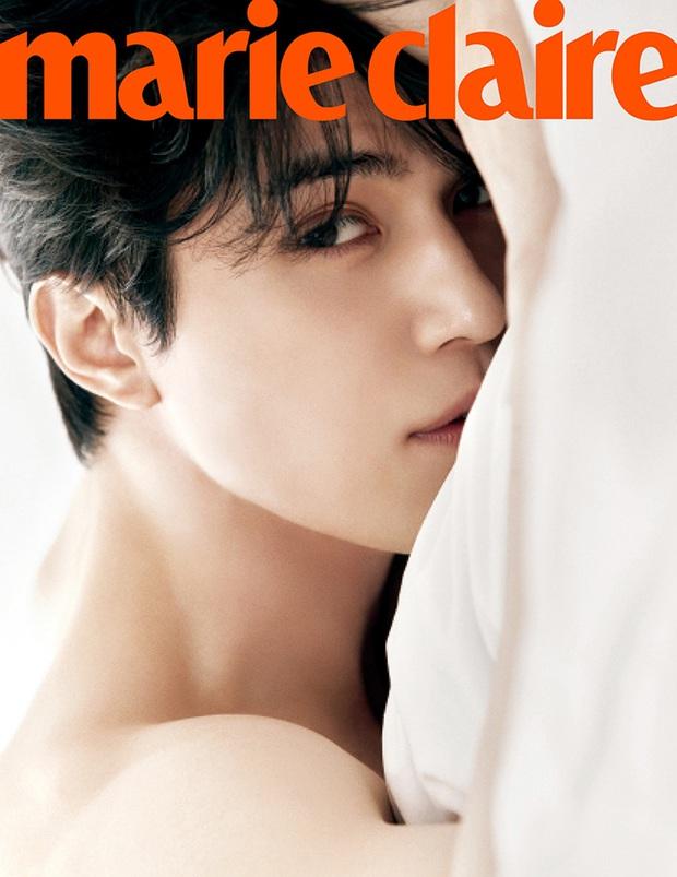 Hình ảnh nhan sắc Lee Dong Wook 18 tuổi và sau 2 thập kỷ gây bão mạng Việt hôm nay: Đúng là yêu tinh đời thực! - Ảnh 6.