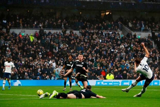 Không Son Heung-min, Tottenham nếm trải cơn mưa phùn lạnh giá, chật vật đánh bại đội bóng thuộc nửa cuối BXH - Ảnh 2.