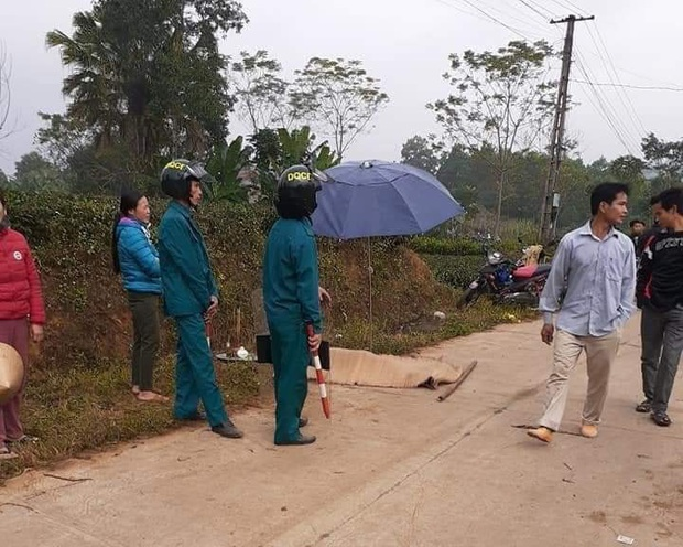 Vụ thảm án 5 người chết ở Thái Nguyên: 2 trong số 5 nạn nhân là vợ chồng cán bộ tư pháp xã - Ảnh 1.