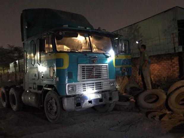 Nam tài xế tử vong bất thường trong cabin xe container ở bãi đậu xe - Ảnh 2.