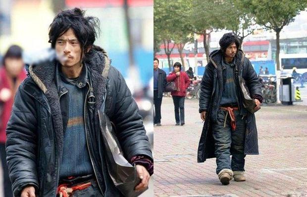 Chàng ăn mày đẹp trai nhất Trung Quốc từng làm mưa làm gió MXH cách đây gần 10 năm bây giờ ra sao? - Ảnh 1.