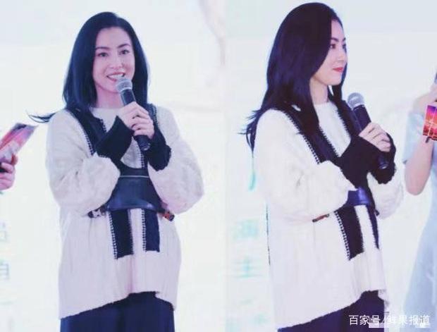 Mẹ bỉm sữa 3 con Trương Bá Chi khiến chị em phát hờn với vòng eo 0% mỡ thừa, nuột nà khó tin dù đã U40 - Ảnh 6.