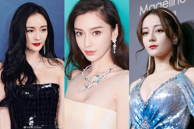 Tranh cãi top 10 nữ diễn viên được yêu thích nhất 2019: Triệu Lệ Dĩnh thua mỹ nhân Cá Mực Hầm Mật, Dương Mịch đâu rồi? - Ảnh 7.