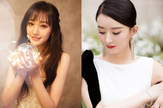 Tranh cãi top 10 nữ diễn viên được yêu thích nhất 2019: Triệu Lệ Dĩnh thua mỹ nhân Cá Mực Hầm Mật, Dương Mịch đâu rồi? - Ảnh 3.