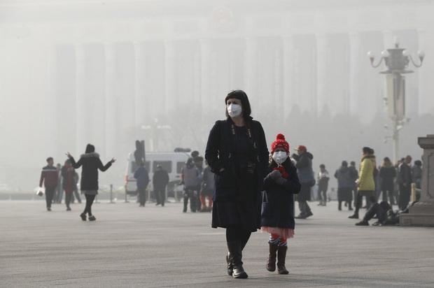 """Học sinh được nghỉ học khi không khí """"nguy hại"""": Những cách để nhận biết không khí ô nhiễm nặng nề - Ảnh 2."""