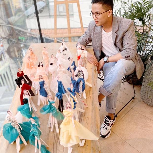 """Chàng hoạ sĩ Việt Nam vẽ tranh thời trang """"đẹp như Tây"""" cho hàng loạt thương hiệu quốc tế: Vừa cool vừa tài, lại còn là 9X trẻ măng - Ảnh 10."""