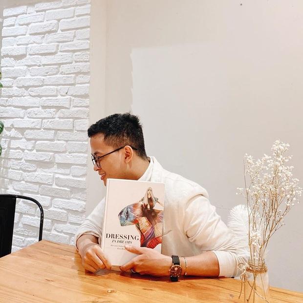 """Chàng hoạ sĩ Việt Nam vẽ tranh thời trang """"đẹp như Tây"""" cho hàng loạt thương hiệu quốc tế: Vừa cool vừa tài, lại còn là 9X trẻ măng - Ảnh 4."""
