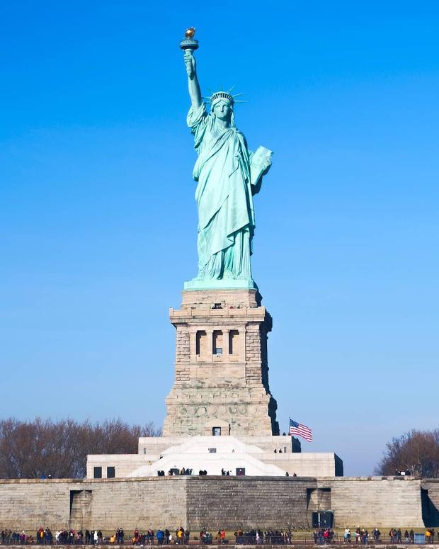 12 bí mật hiếm người biết về Tượng Nữ thần Tự do nổi tiếng thế giới, có khả năng đây không phải là một… quý cô! - Ảnh 7.