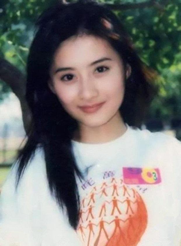 Ngất ngây khi nhìn lại nhan sắc thời trẻ của Trần Đức Dung - nữ thần đẹp nhất dưới trướng nữ sĩ Quỳnh Dao - Ảnh 1.