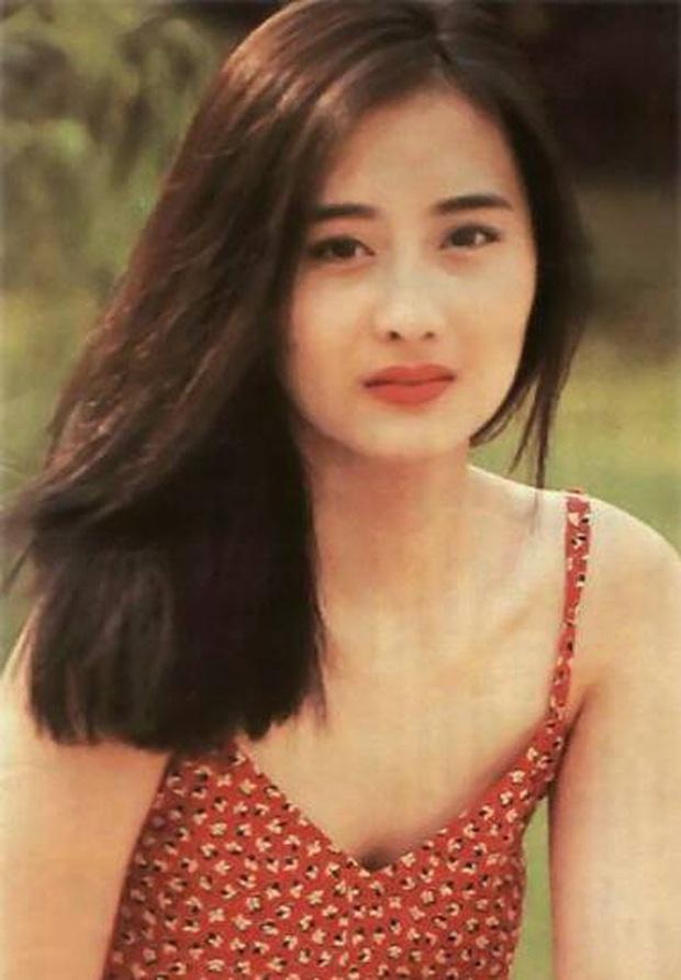 Ngất ngây khi nhìn lại nhan sắc thời trẻ của Trần Đức Dung - nữ thần đẹp nhất dưới trướng nữ sĩ Quỳnh Dao - Ảnh 2.