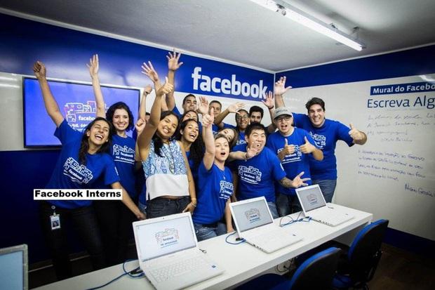 Choáng váng với tiền lương thực tập Facebook: Cao gần gấp đôi dân Mỹ thông thường, đứng đầu toàn thế giới - Ảnh 1.
