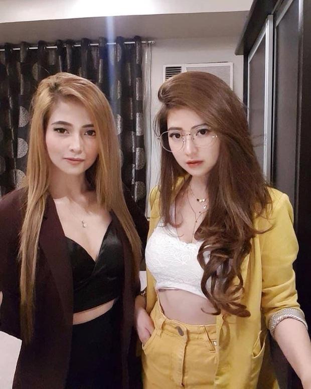 Tạm quên Chipu, phải ngắm ngay nhan sắc xinh đẹp, nóng bỏng phiên bản chị chị em em của nữ streamer Philippines - Ảnh 2.