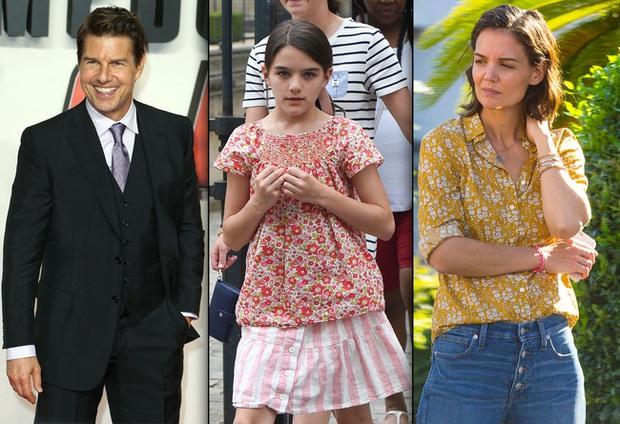 Tom Cruise chủ động liên lạc xin Katie Holmes cho đón năm mới cùng con gái Suri? - Ảnh 1.