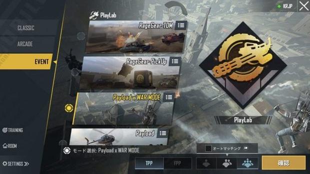 PUBG Mobile: Kết hợp 2 chế độ hot nhất hiện nay, Payload + War Mode hứa hẹn không làm các game thủ thất vọng - Ảnh 2.