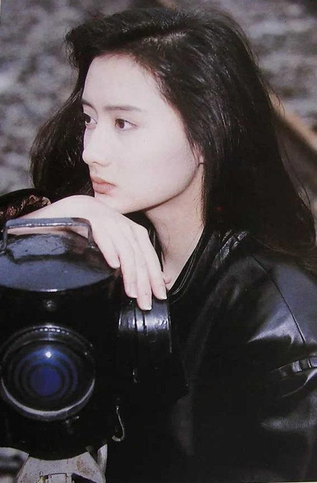 Ngất ngây khi nhìn lại nhan sắc thời trẻ của Trần Đức Dung - nữ thần đẹp nhất dưới trướng nữ sĩ Quỳnh Dao - Ảnh 4.