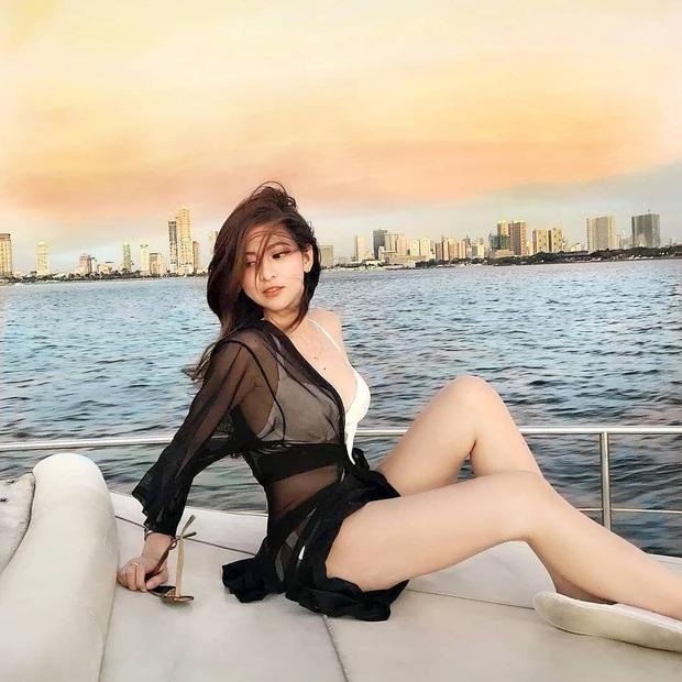 Tạm quên Chipu, phải ngắm ngay nhan sắc xinh đẹp, nóng bỏng phiên bản chị chị em em của nữ streamer Philippines - Ảnh 7.
