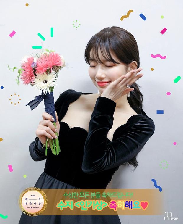 Đụng váy với Hwang Jung Eum: Suzy đẹp nhưng độ quý phái và nóng bỏng vẫn chưa là gì so với bà mẹ bỉm sữa  - Ảnh 10.