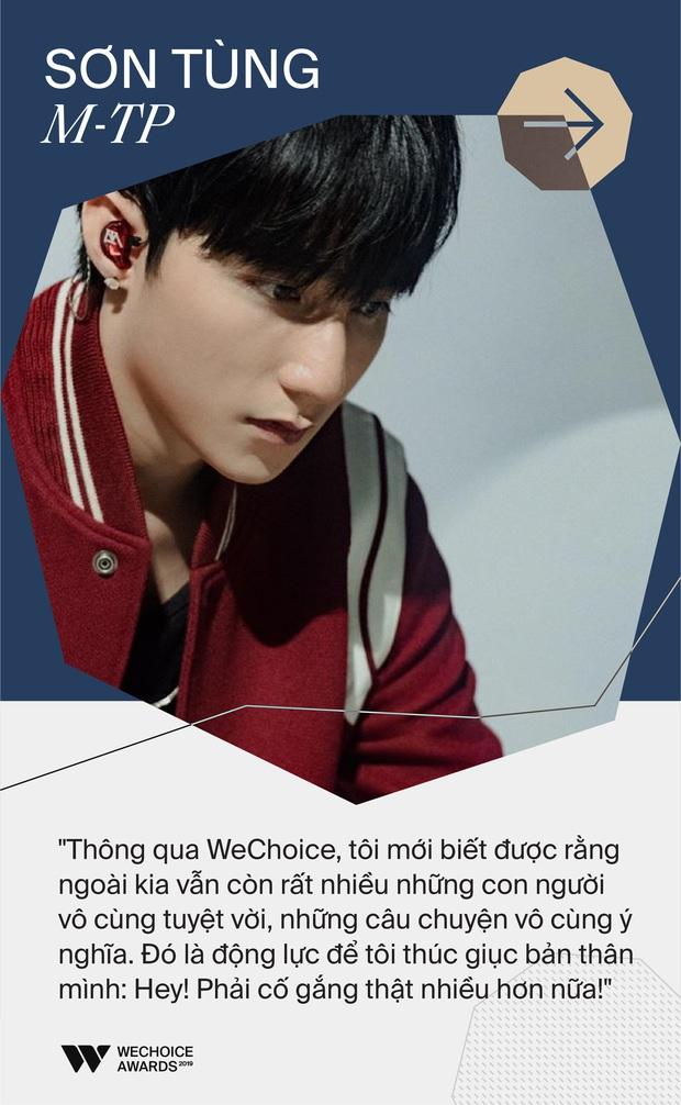 NTK Công Trí và Sơn Tùng M-TP lần đầu đảm nhận vị trí Hội đồng thẩm định WeChoice Awards - Ảnh 7.
