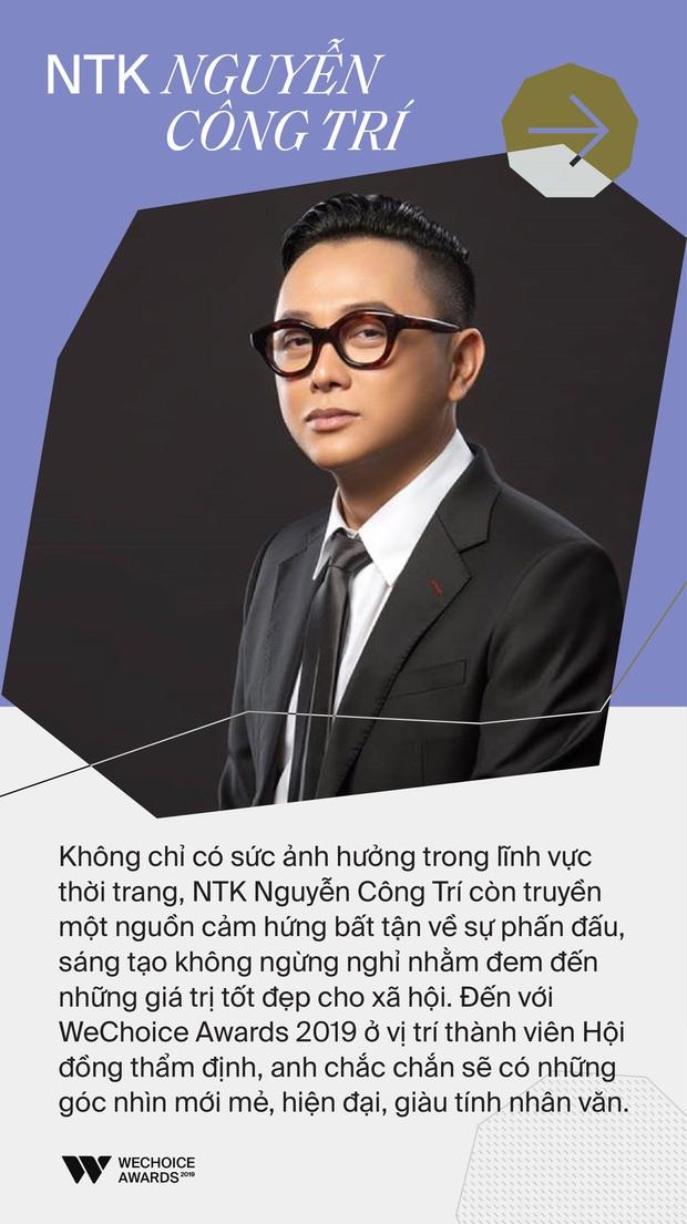 NTK Công Trí và Sơn Tùng M-TP lần đầu đảm nhận vị trí Hội đồng thẩm định WeChoice Awards - Ảnh 6.