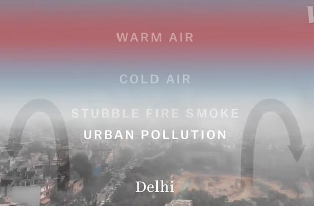 Mỗi ngày như phải hút 50 điếu thuốc, cứ 2 phút lại có 1 người chết: Tại sao bầu không khí ở thành phố này lại chết chóc đến vậy? - Ảnh 6.