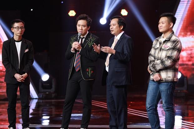 Siêu trí tuệ: Việt Hoàng - Huy Hoàng tái đấu trong thử thách Toán học biến hóa khôn lường - Ảnh 3.