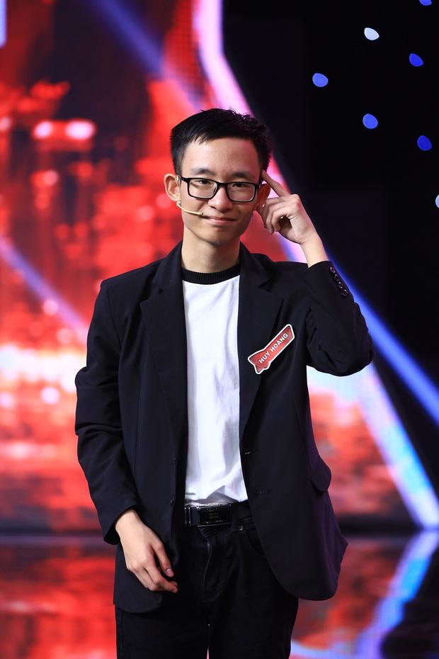 Siêu trí tuệ: Việt Hoàng - Huy Hoàng tái đấu trong thử thách Toán học biến hóa khôn lường - Ảnh 4.