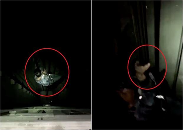 Bước vào khi thang máy chưa đến nhưng cửa đã mở, người đàn ông may mắn sống sót sau khi rơi xuống 22 tầng lầu - Ảnh 1.