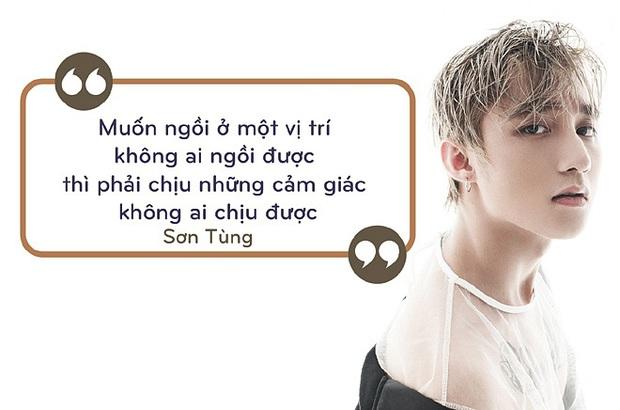 Châu Khải Phong bất ngờ mượn lời Sơn Tùng M-TP nhắn nhủ Jack và K-ICM giữa bão scandal - Ảnh 1.