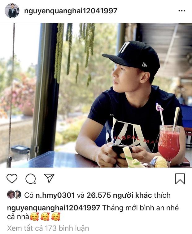 Quang Hải du lịch kín cùng bạn gái tin đồn Huyền My, fan lại vô tư đăng ảnh selfie cùng thần tượng để lộ tất cả? - Ảnh 5.