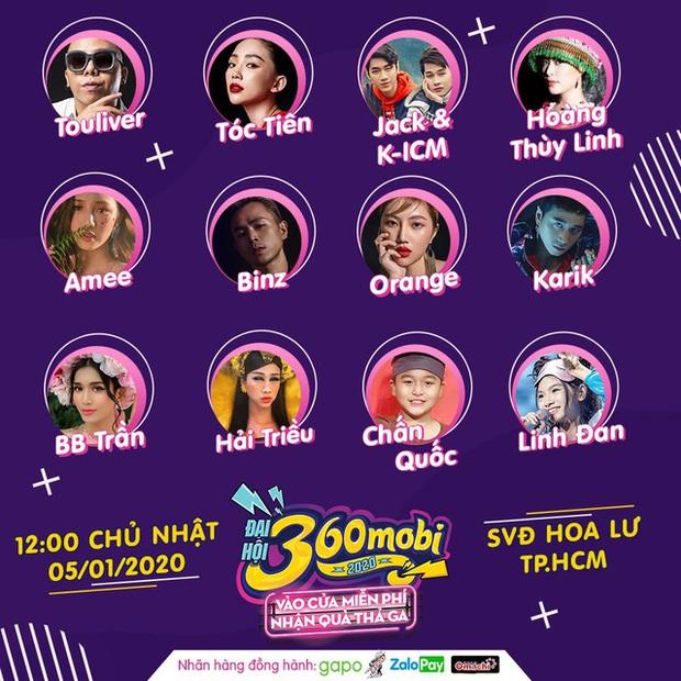 Đại hội 360mobi 2020: Bùng nổ Showmatch giữa đội tuyển quốc gia Mobile Legends: Bang Bang Việt Nam cùng bạn bè quốc tế - Ảnh 1.
