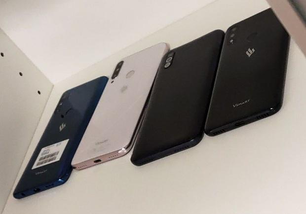 Đây là 4 smartphone Vsmart sắp ra mắt: Active 3, Live 3, Joy 3+, Star 3 - Ảnh 1.