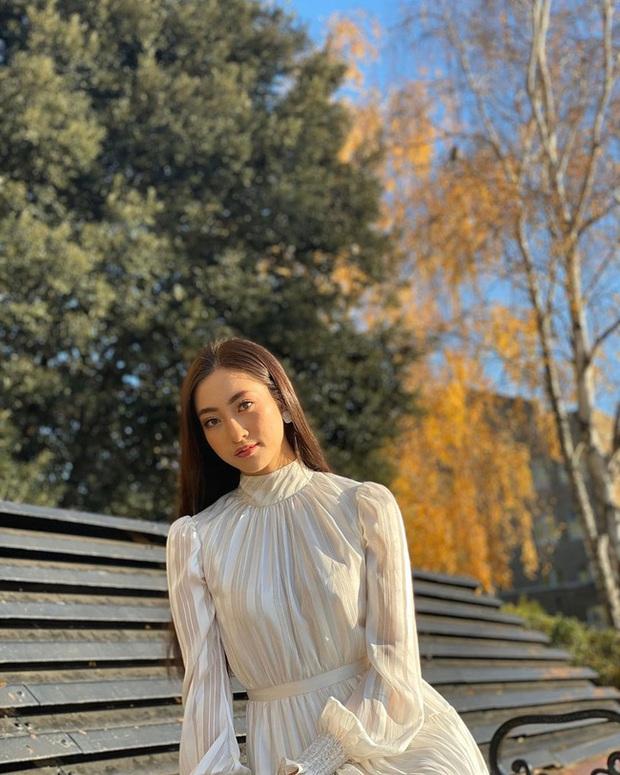 13 ý tưởng diện váy mùa lễ hội đẹp thôi rồi từ các mỹ nhân Hàn - Việt, các nàng sẽ muốn học theo bằng hết - Ảnh 12.