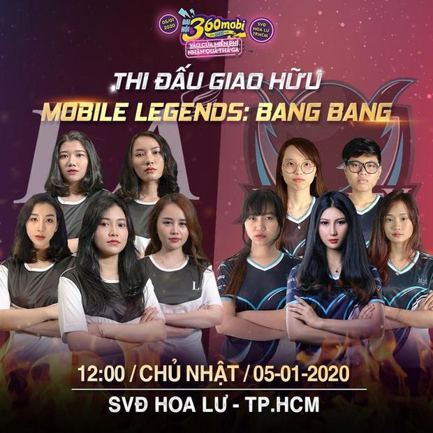 Đại hội 360mobi 2020: Bùng nổ Showmatch giữa đội tuyển quốc gia Mobile Legends: Bang Bang Việt Nam cùng bạn bè quốc tế - Ảnh 3.