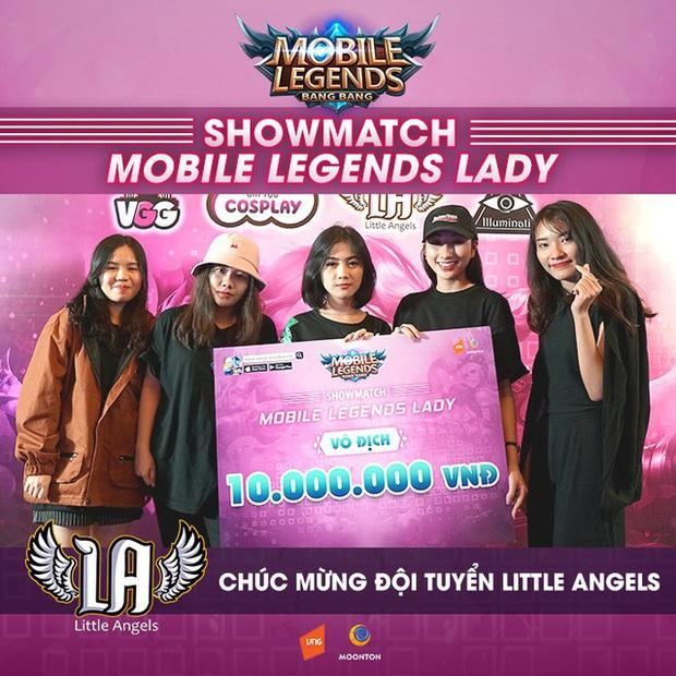 Đại hội 360mobi 2020: Bùng nổ Showmatch giữa đội tuyển quốc gia Mobile Legends: Bang Bang Việt Nam cùng bạn bè quốc tế - Ảnh 4.