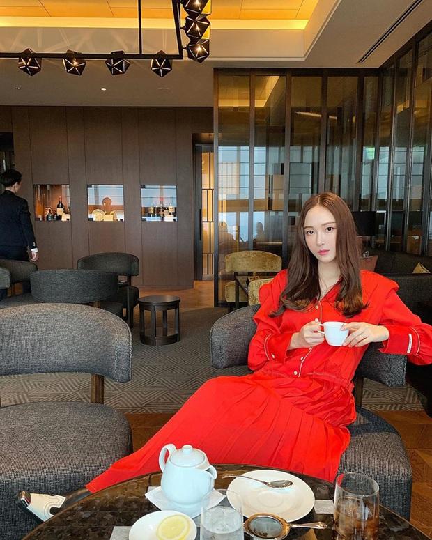 13 ý tưởng diện váy mùa lễ hội đẹp thôi rồi từ các mỹ nhân Hàn - Việt, các nàng sẽ muốn học theo bằng hết - Ảnh 5.