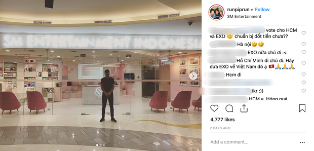 Rộ thông tin SM Entertainment chuẩn bị khai trương cái gì đấy ở Sài Gòn: liệu có phải là SMTown Cafe mà bao fan đang chờ đợi? - Ảnh 2.