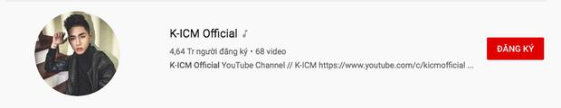 140.000 người hủy đăng ký kênh Youtube K-ICM, hậu quả bị khán giả quay lưng sau loạt ồn ào đã quá rõ ràng? - Ảnh 3.